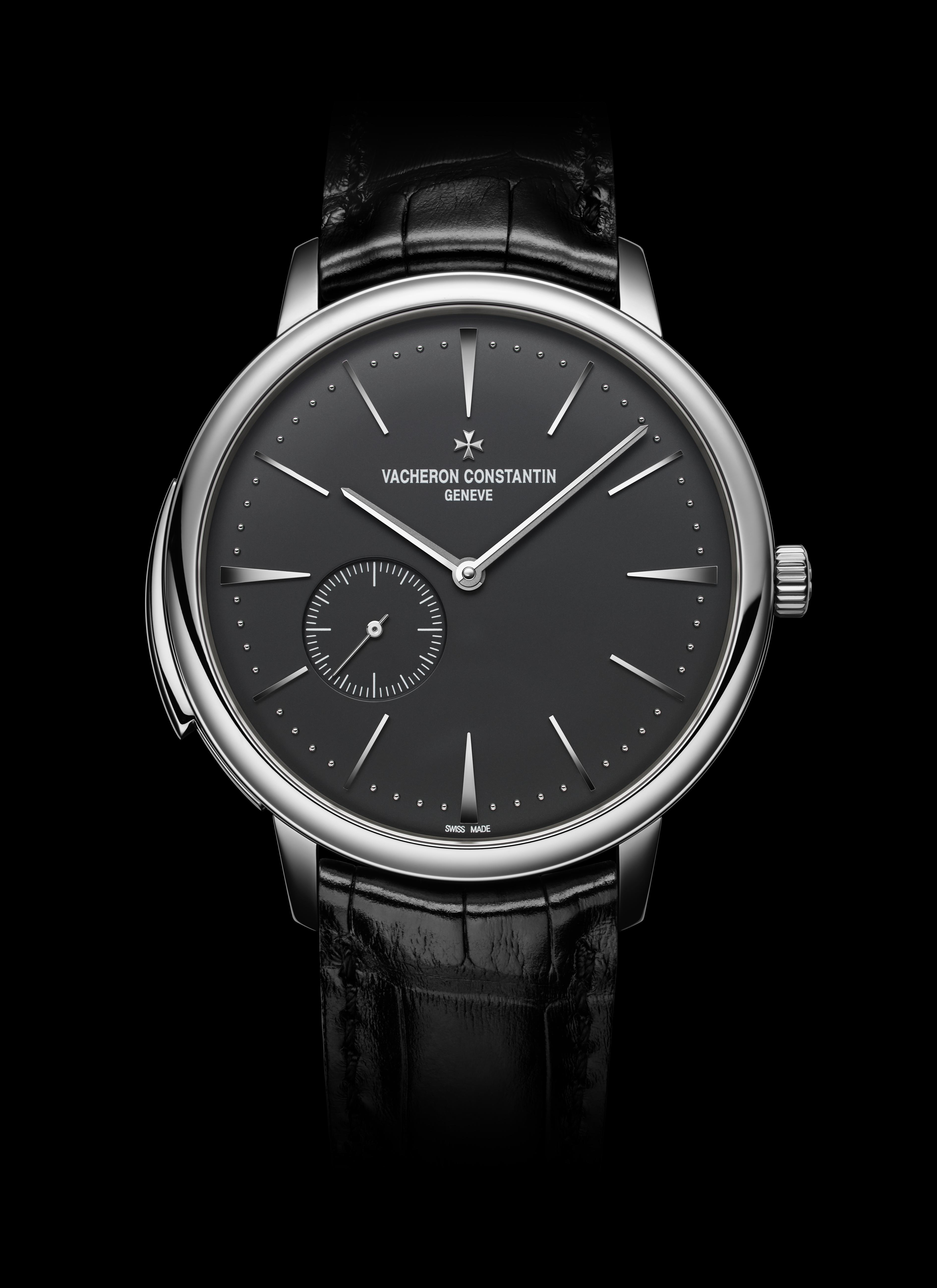 Vacheron Constantin Patrimony Ultra-Thin Minute Repeater in Platinum.